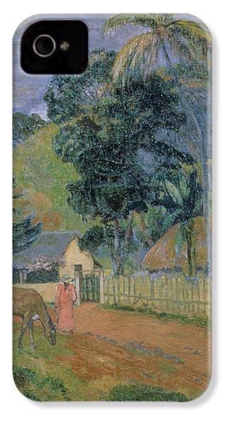 Landscape IPhone 4s Case
