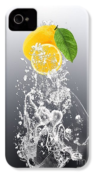 Lemon Splast IPhone 4s Case