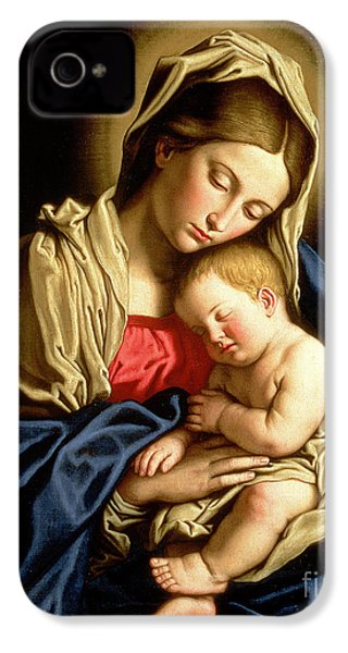 Madonna And Child IPhone 4s Case