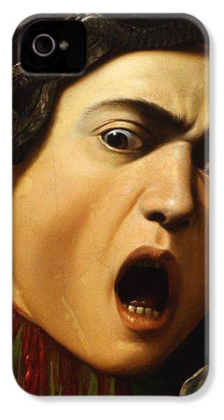 Medusa IPhone 4s Case by Caravaggio