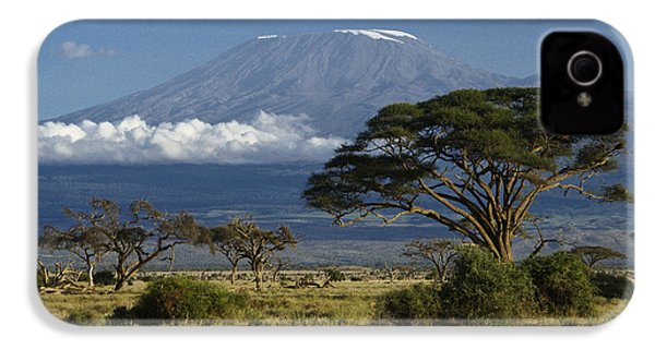 Mount Kilimanjaro IPhone 4s Case