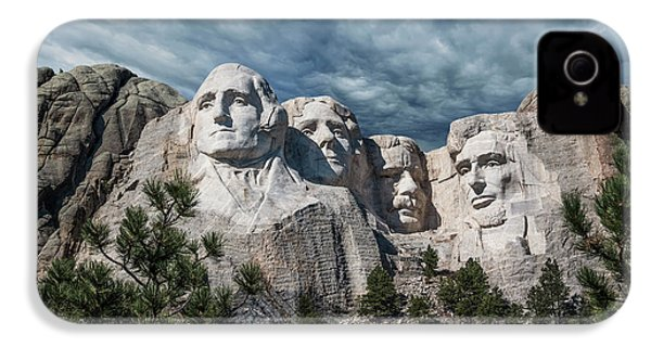 Mount Rushmore II IPhone 4s Case