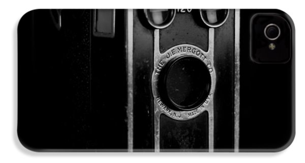 IPhone 4s Case featuring the photograph My Dad's Camera by Jeremy Lavender Photography