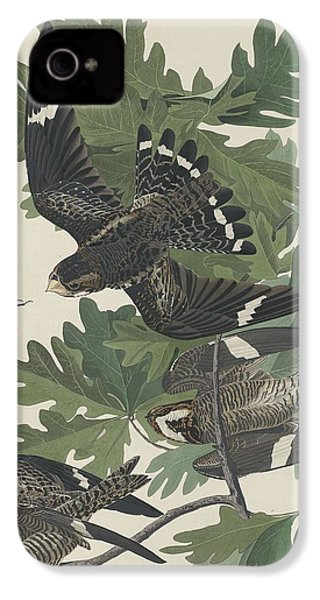Night Hawk IPhone 4s Case by Rob Dreyer