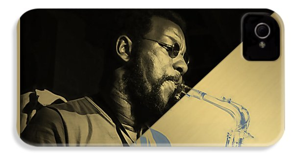 Ornette Coleman Collection IPhone 4s Case by Marvin Blaine
