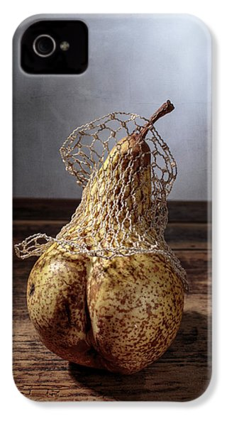 Pear IPhone 4s Case by Nailia Schwarz