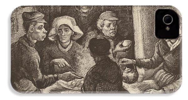 Potato Eaters, 1885 IPhone 4s Case