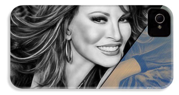 Raquel Welch Collection IPhone 4s Case
