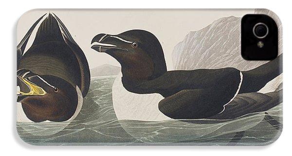 Razor Bill IPhone 4s Case by John James Audubon
