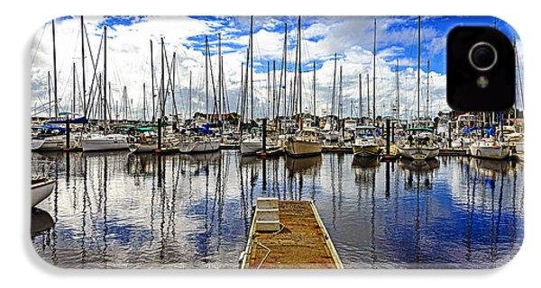 Safe Harbor IPhone 4s Case