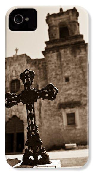 San Antonio IPhone 4s Case by Sebastian Musial