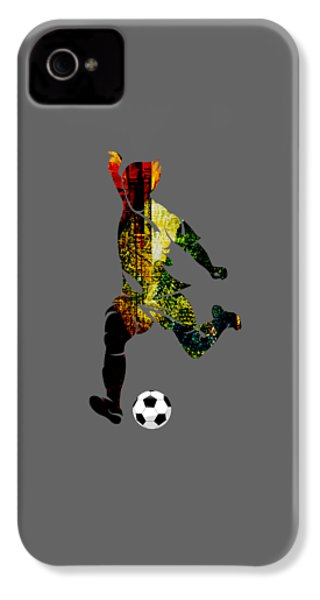 Soccer Collection IPhone 4s Case