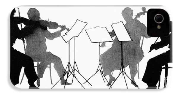 String Quartet, C1935 IPhone 4s Case by Granger