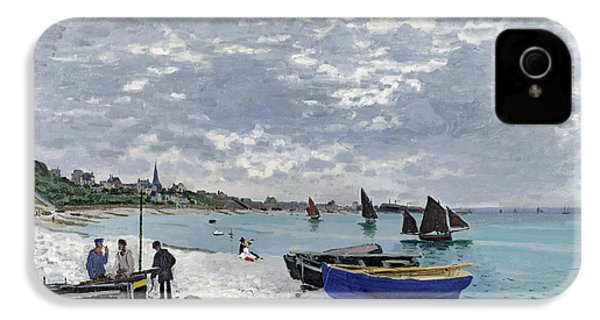 The Beach At Sainte Adresse IPhone 4s Case