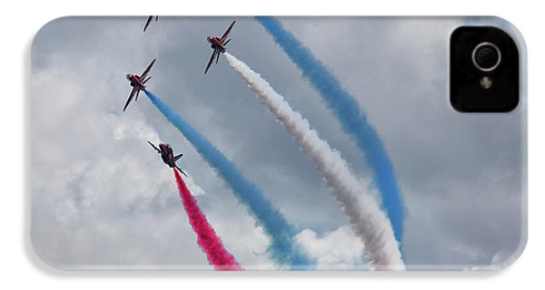 The Red Arrows IPhone 4s Case
