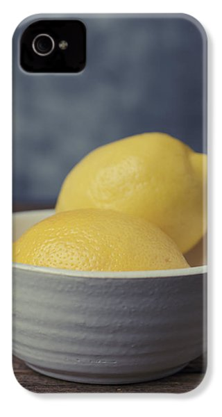 When Life Gives You Lemons IPhone 4s Case by Edward Fielding