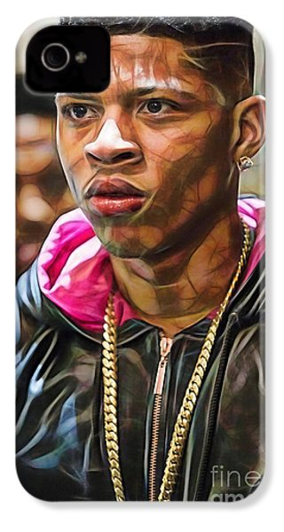 Empire's Bryshere Gray Hakeem IPhone 4s Case by Marvin Blaine