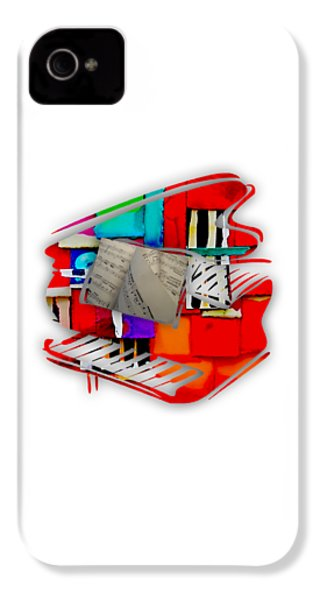 Piano Collection IPhone 4s Case by Marvin Blaine