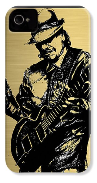 Carlos Santana Collection IPhone 4s Case