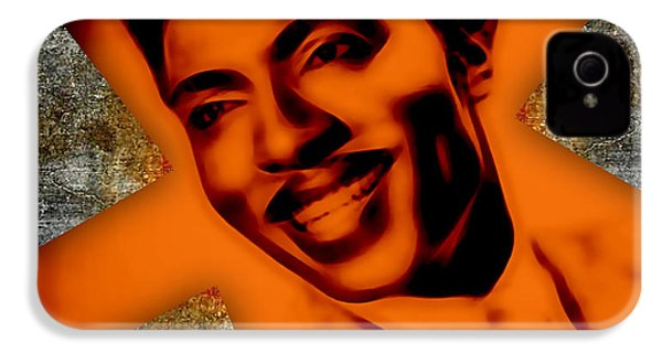 Little Richard Collection IPhone 4s Case by Marvin Blaine