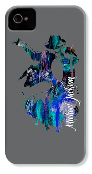 Michael Jackson Collection IPhone 4s Case