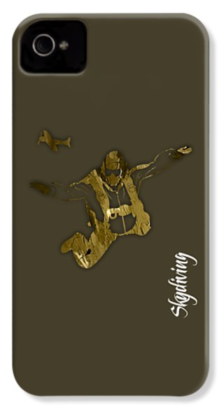 Skydiving Collection IPhone 4s Case