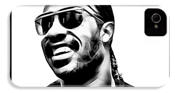 Stevie Wonder Collection IPhone 4s Case