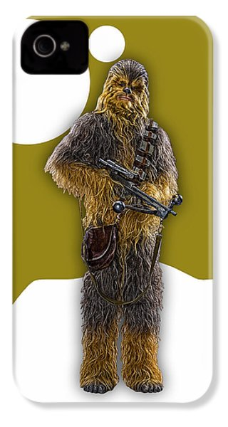 Star Wars Chewbacca Collection IPhone 4s Case