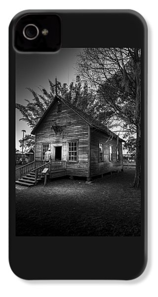 1800's Florida Church IPhone 4s Case by Marvin Spates