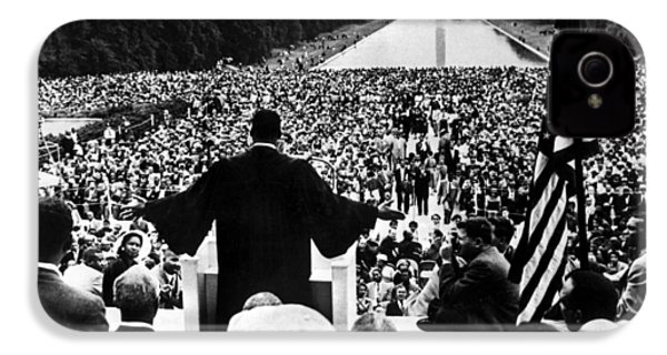 Martin Luther King Jr IPhone 4s Case