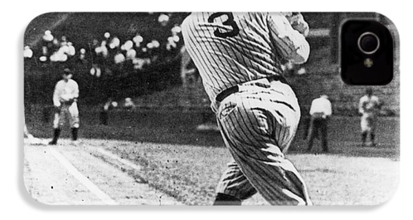 Babe Ruth IPhone 4s Case by American School