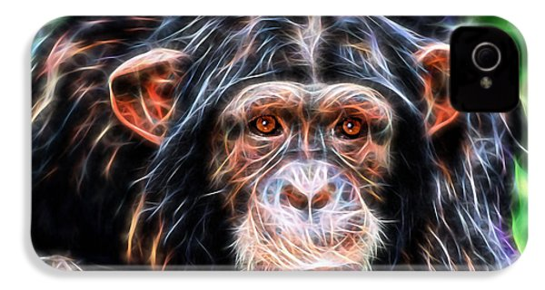 Chimpanzee Collection IPhone 4s Case
