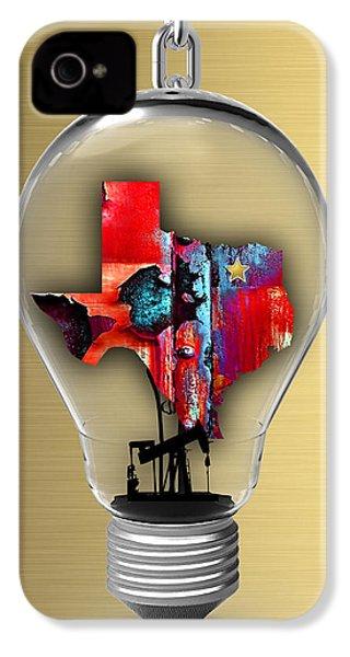 Dallas Texas Map Collection IPhone 4s Case