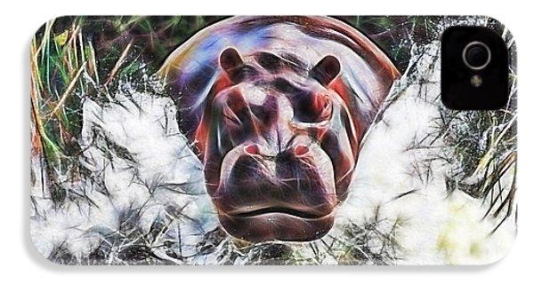 Hippo IPhone 4s Case