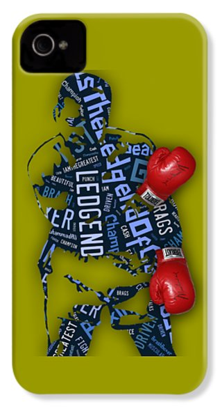Muhammad Ali I Am The Greatest IPhone 4s Case