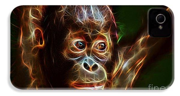 Orangutan Collection IPhone 4s Case
