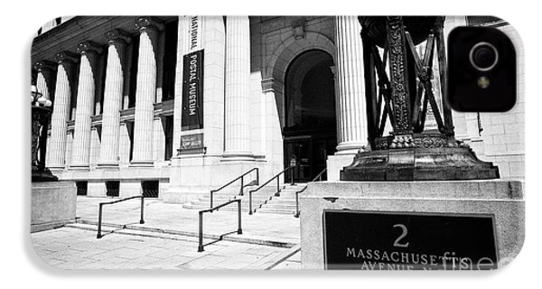 Postal Square Building Washington Dc Usa IPhone 4s Case