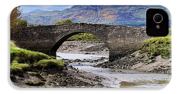 IPhone 4s Case featuring the photograph Scottish Scenery by Jeremy Lavender Photography