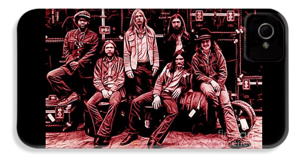 The Allman Brothers Collection IPhone 4s Case