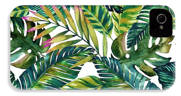 Tropical  IPhone 4s Case by Mark Ashkenazi