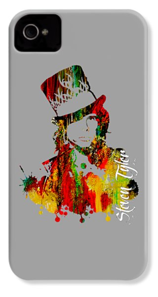 Steven Tyler Collection IPhone 4s Case by Marvin Blaine