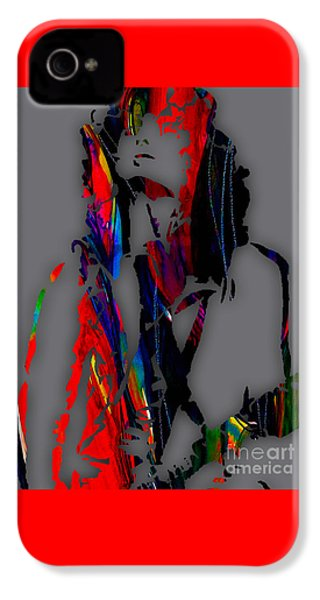 Jimmy Page Collection IPhone 4s Case by Marvin Blaine