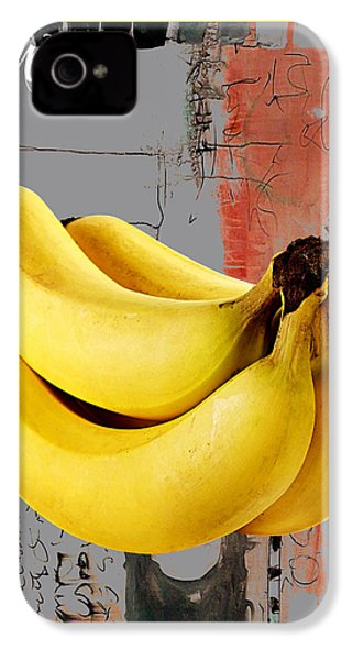 Banana Collection IPhone 4s Case by Marvin Blaine
