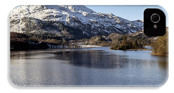 Trossachs Scenery In Scotland IPhone 4s Case by Jeremy Lavender Photography