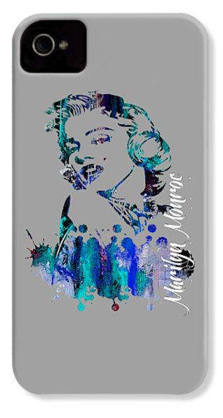 Marilyn Monroe Collection IPhone 4s Case