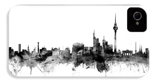 Berlin Germany Skyline IPhone 4s Case