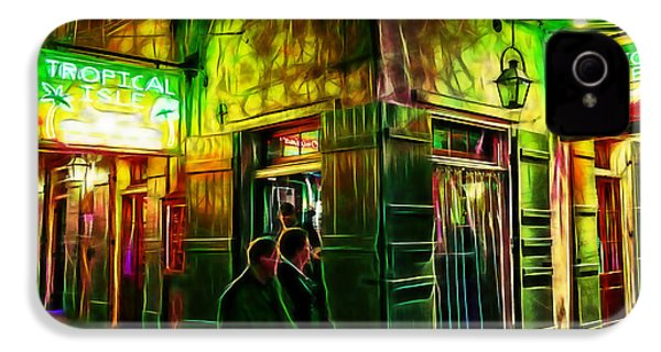 Bourbon Street Collection IPhone 4s Case
