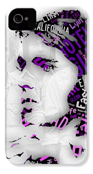 Glenn Frey Eagles Collection IPhone 4s Case