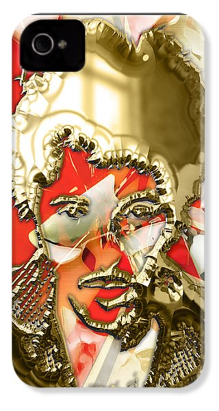 Bruce Springsteen Collection IPhone 4s Case by Marvin Blaine