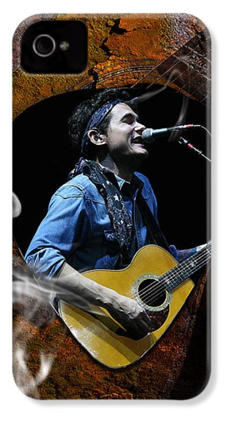 John Mayer Art IPhone 4s Case